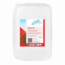 Гербицид ТОТАЛ К, калийная соль глифосата, 625 г/л, в кислом эквиваленте - 500 г/л (Ураган Форте) 20 л