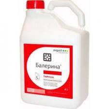 Балерина, д.в. - флорасулам (7,4 г/л), этилгексиловый эфир 2,4 Д кислоты (615 г/л)