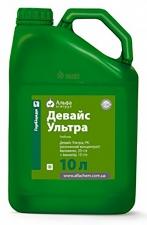 Гербицид на подсолнечник Девайс Ультра, имазамокс, 33 г/л + имазапир, 15 г/л.