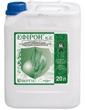 Эфирон, к.э. (20 л) (л), 2-этилгексиловый эфир 2,4-Д, 850 г/л, в кислотном эквиваленте — 564 г/л