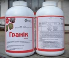 Гербицид Граник (гранстар), д.в. - трибенурон-метил, 750 г/кг, 0,5 кг