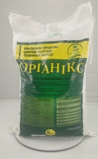 Комплексное удобрение ОРГАНІКС (ORGANIX), органическое удобрение на основе куриного помета, 50 кг