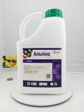 Фунгицид Альпина (Амистар экстра), ципроконазол 80 г/л + азоксистробин 200 г/л, 5 л