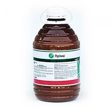 Гербицид Прима, 5 л, 2,4-Д кислота (сложный 2-этилгексиловый эфир) + флорасулам, 300 г/л + 6,25 г/л.